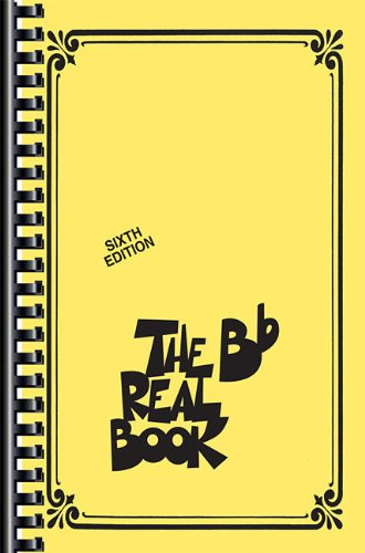 The Real Book - Volume 1 Sixth Edition (Mini Edition) (B Flat Instruments): Noten, Sammelband für Gitarre, Gesang: BB Edition