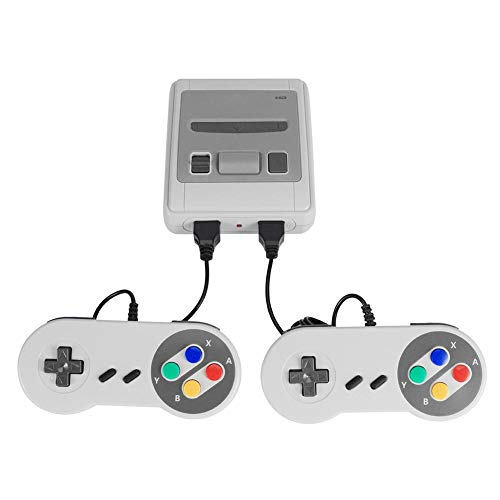 Widewing Rrtro Game Console Built in 621 Games Childhood Retro Mini Classic HDMI 8 Bit Video Games Handheld Gaming Player New SFC Compatible with Nintendo