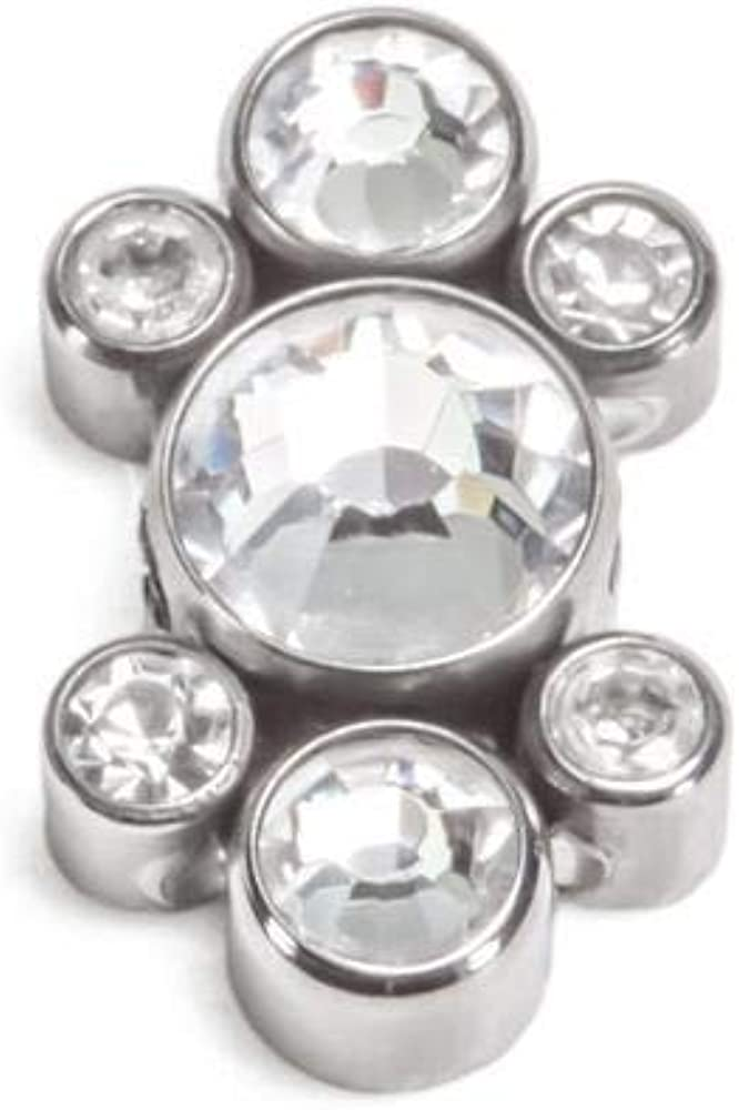 Painful Pleasures Jewel Galaxy Cluster Bead Captive Clearance SALE Limited time Per Price OFFicial -