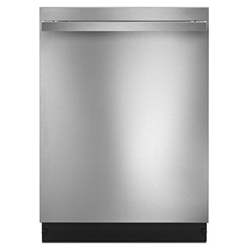 Jenn-Air TRI-FECTA JDTSS244GS 24' Stainless Steel Fully Integrated Console Dishwasher