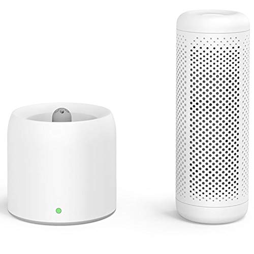 New LZWNB Mini Renewable Dehumidifier, Portable & Rechargeable Moisture Absorber with Independent Dr...