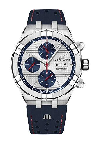 Reloj Automático Maurice Lacroix Aikon Chronograph, Ed. LIM, AI6038-SS001-133-1