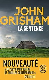 La sentence par John Grisham