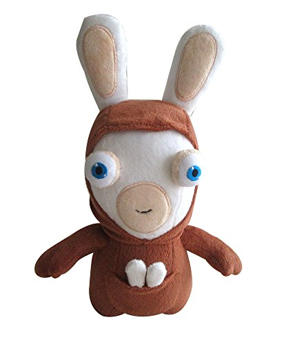 Raving Rabbits KH00265 Licence Peluche Multicolore