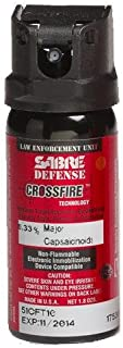 Sabre Defense Crossfire Pepper Spray