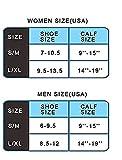Zoom IMG-2 zgyqgoo calze a compressione con