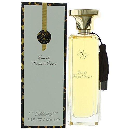 Eau De Royal Secret By Five Star Fragrances 3.4 oz Eau De Toilette Spray for Women