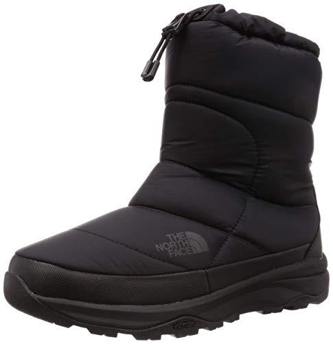 [ザノースフェイス] ブーツ ヌプシ ブーティー ウォータープルーフ VI TNFブラック 24 cm