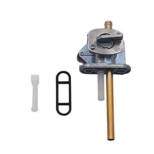 KKmoon Benzin Kraftstofftank Schalter, Kraftstofftank Ventilschalter Benzinhahn Schaltventil Ersatz für Suzuki DR-Z400 S/SM
