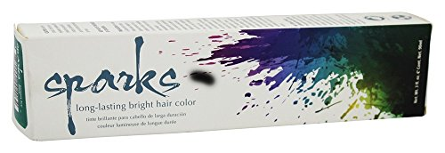 Sparks Long Lasting Bright Hair Color, Purple Passion 3 oz