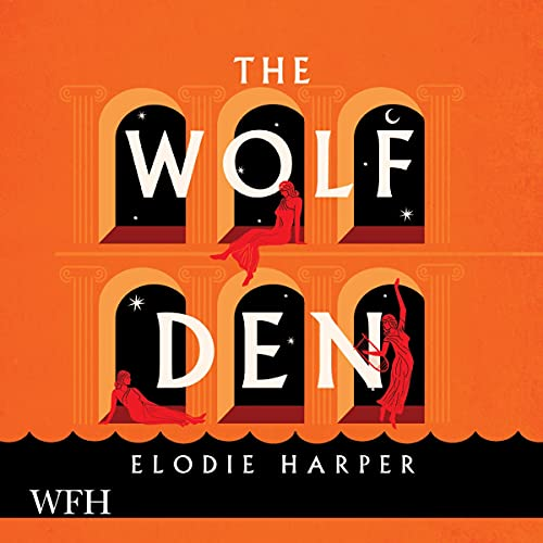 The Wolf Den cover art