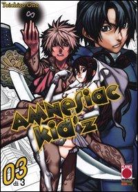 Amnesiac Kid'z (Vol. 3)