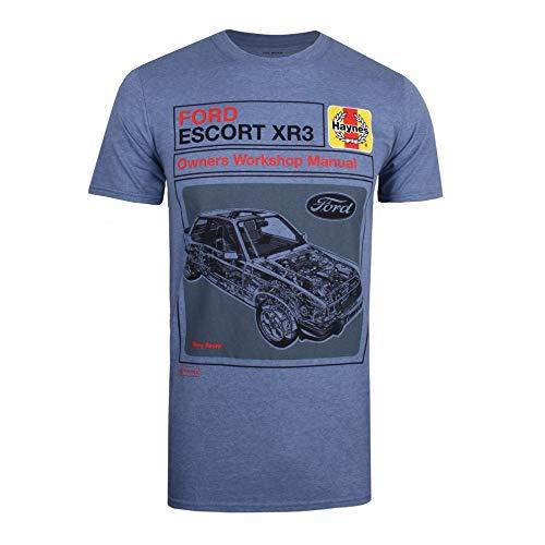 Haynes Ford Escort XR3 Workshop T-shirt