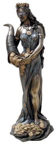 Signes Grimalt - 1349SG Fortune diosa Figur, resina, 29 cm