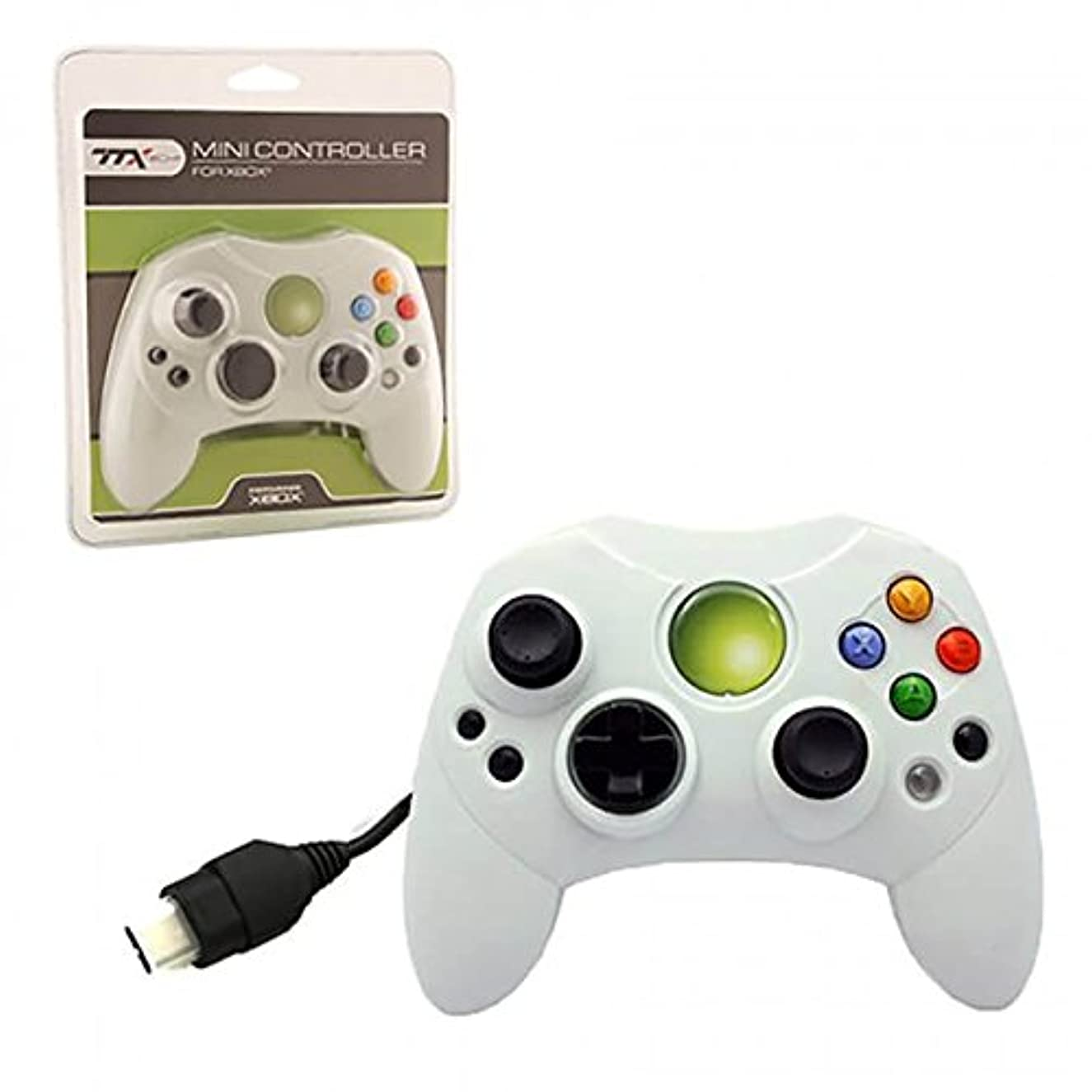 Original Xbox White Controller - S-Type Wired XBOX 1 Controller by TTX