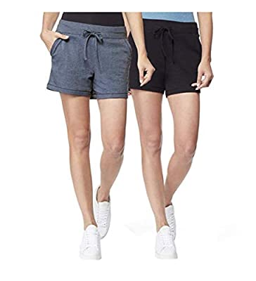32 DEGREES Cool Women's 2 Pack Pull on Shorts