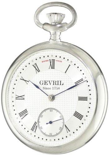 Gevril 1762 Collection G780.025.56 - Reloj de Bolsillo analógico automático para Hombre