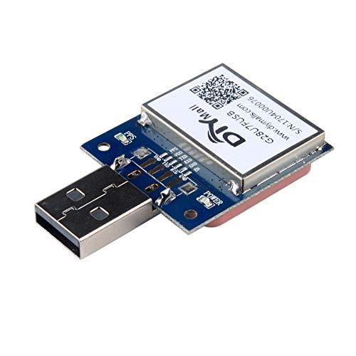 VK-162 USB Gmouse GPS Dongle Track Navigation Empfängermodul Unterstützung für Raspberri Pi Linux Win7 Google Earth, nicht kompatibel mit IOS Andriod WIshiot