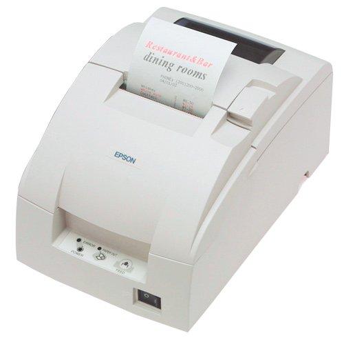 Epson TM-U220 - Impresora matricial de Punto (180 carácteres por Segundo, 4 KB, 3 millón de Caracteres, 180000h, 31W, 2,7 kg) Si
