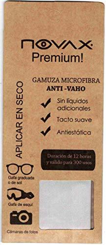 NOVAX GAMUZA MICROFIBRA ANTI-VAHO...
