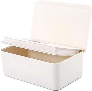 WT-DDJJK Uchwyt do przechowywania, pojemnik na wilgotne chusteczki pojemnik do przechowywania chusteczek z pokrywką do skl...