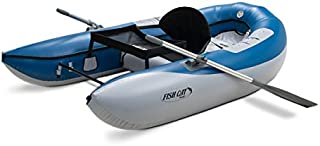 Outcast Fish Cat Scout Frameless Pontoon Boat - with Free $65 Gift Card