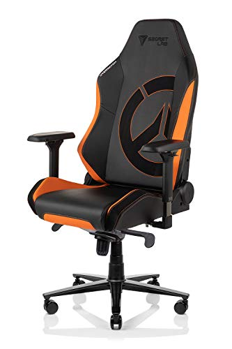 Secretlab Omega 2020 Prime 2.0 PU Leather Gaming Chair - Overwatch