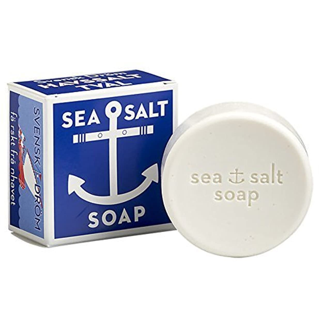 モニターミトンピクニックSwedish Dream Sea Salt Invigorating Bath Soap - One 4.3 oz Bar by Swedish Dream [並行輸入品]