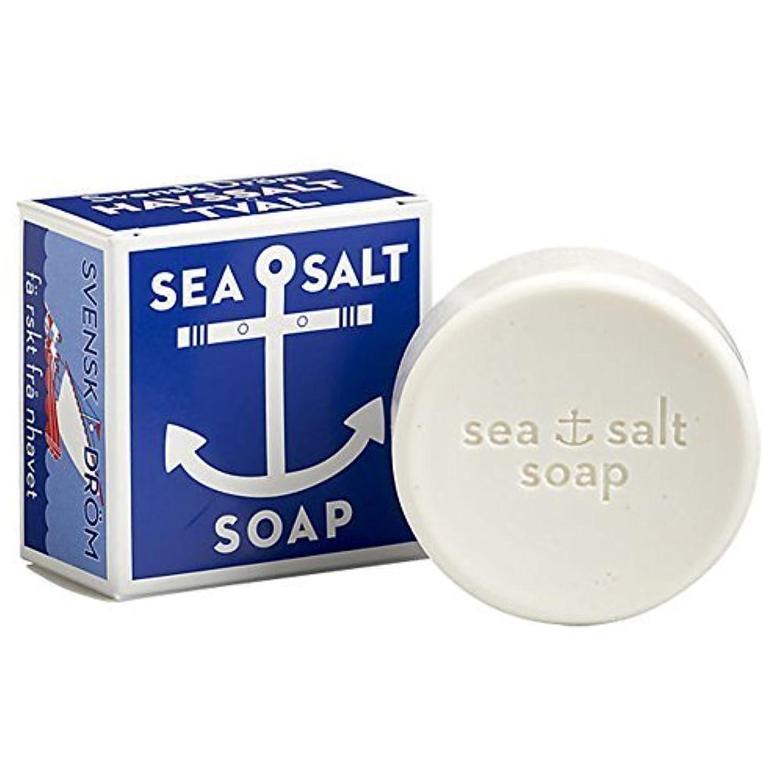 充実じゃがいも甘くするSwedish Dream Sea Salt Invigorating Bath Soap - One 4.3 oz Bar by Swedish Dream [並行輸入品]