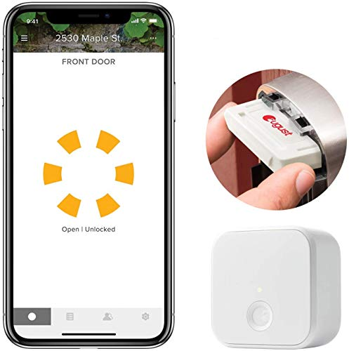 Yale Wi-Fi and Bluetooth Upgrade Kit for Assure Locks and Assure Levers - Works with the Yale Access App, Amazon Alexa, Google Assistant and HomeKit