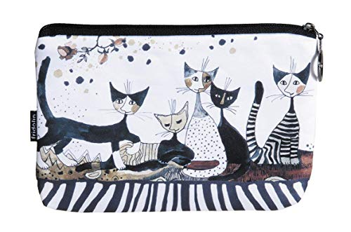 Cats Sepia 31,5 x 2 x 19 cm Fridolin Tablett aus Metall Rosina Wachtmeister