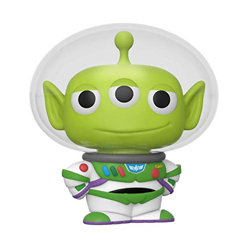 Funko- Pop Disney Pixar: Toy Story-Alien as Buzz Figura Coleccionable, Multicolor (48361)