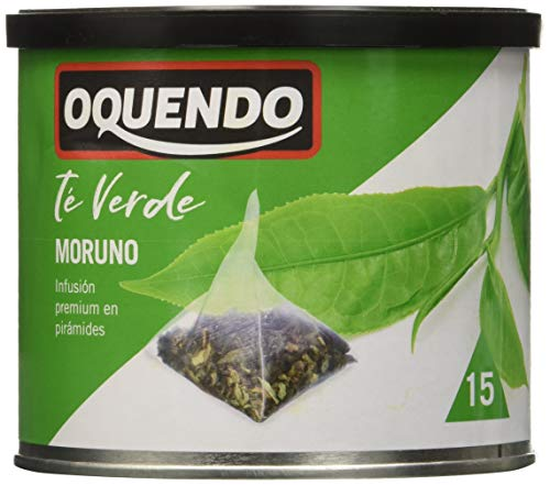 Oquendo, Infusión de hierba (Té verde moruno) - 3 de 30 gr. (Total 90 gr.)