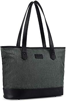 Plambag Women's Lightweight Water Resistant Laptop Shoulder Bag