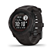 Garmin Instinct Solar, Solar-Powered Rugged Outdoor Smartwatch, Built-in Sports Apps and Health Monitoring, Graphite (Renewed)