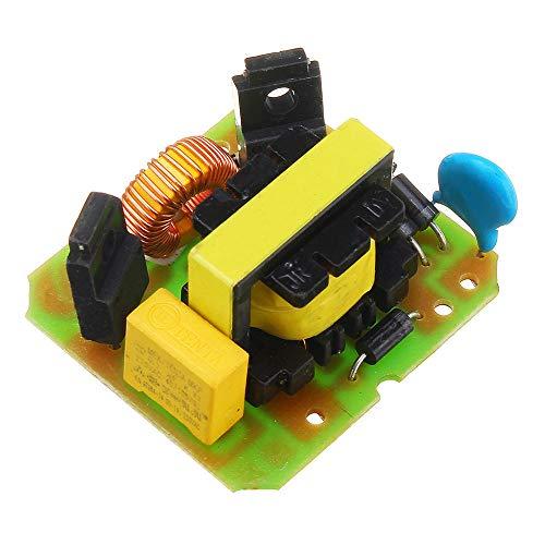 Módulo electrónico Fuente de alimentación de inversor DC-AC 12V LITRY 220V STEP UP Transformer Boost Module Soporte en paralelo 40W Equipo electrónico de alta precisión