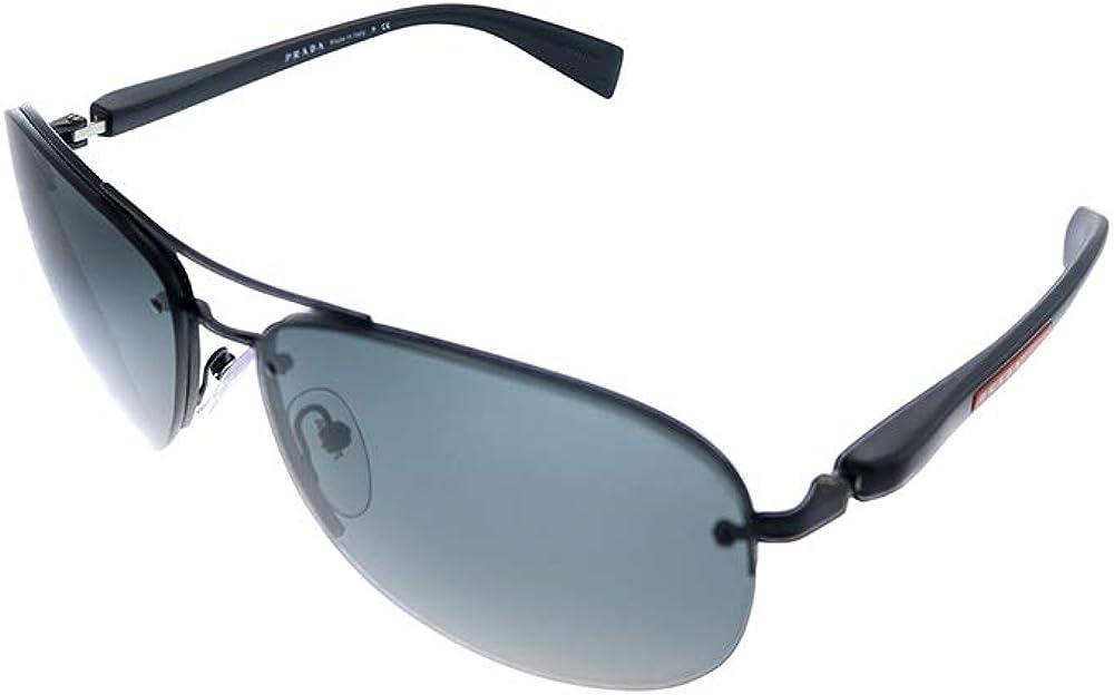 Prada linea rossa, occhiali da sole per uomo MOD. 56MS SUN
