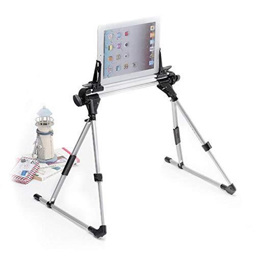 allforyou Tablet Soporte Titular del teléfono Ajustable Lazy Bed Sky Skin Soporte Plegable Soporte Universal Soporte de Escritorio para Xiaomi iPhone iPad
