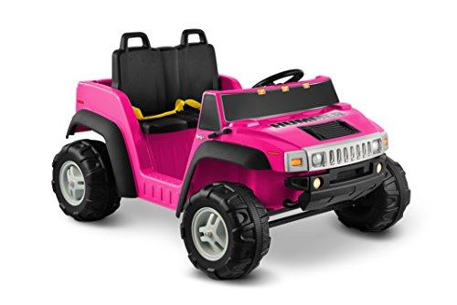 Kids Motorz 12V Hummer H2 2 Seater Ride on Car