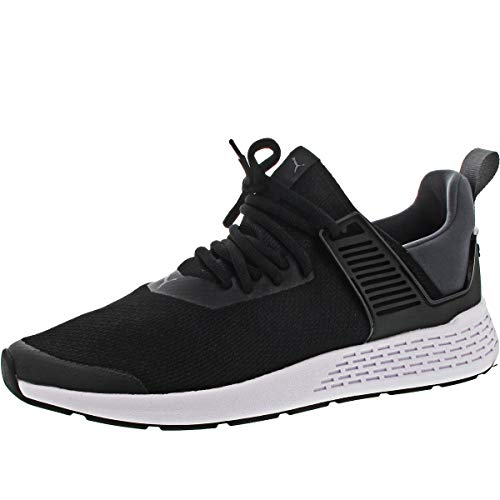Puma Unisex-Erwachsene Insurge Mesh Sneaker, Grau (Asphalt-Light Sky-Puma White), 37 EU