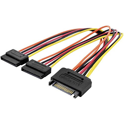 ASSMANN Electronic AK-430405-003-M Cable de alimentación In