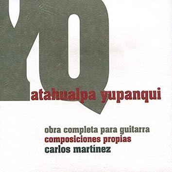 Obra Completa para Guitarra de Atahualpa Yupanqui, Composiciones Propias