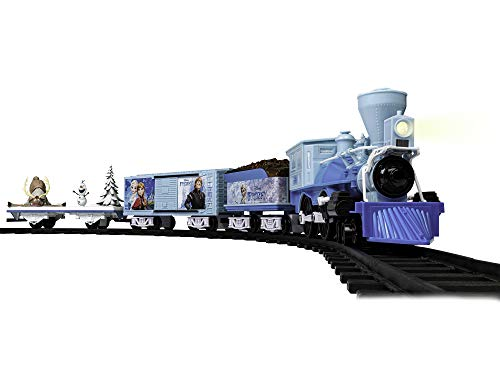 Lionel Disneys Frozen Battery-powered Model Train Set 711940 for 49.99