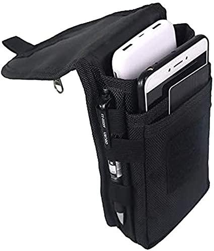 Porta Cellulare Da Cintura, porta smartphone da cintura, porta telefono cintura,Marsupio Fondina, Borsello Tattico, Custodia Da Viaggio