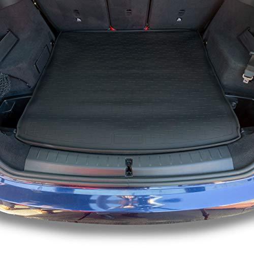 Travall Liner TBM1158 – fahrzeugspezifische Kofferraummatte aus Gummi