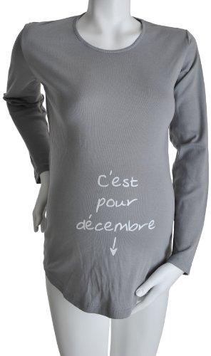 Kelmoi new12 gml - thee shirt - lange greep - december - grijs