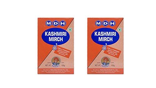 MDH MDH Kashmiri Mirch 100g (2 Stück)