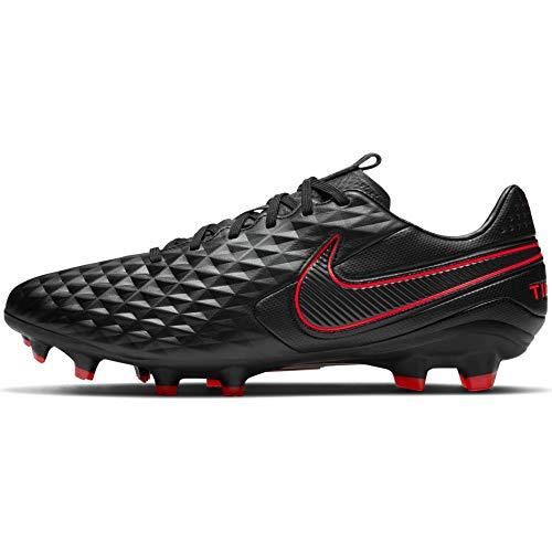 Nike Tiempo Legend 8 Pro FG AT6133-060 Black/Dk Smoke...