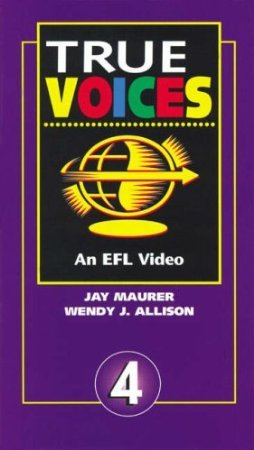 Video (and Video Guide), Level 4 (High-Intermediate), True Voices [VHS]