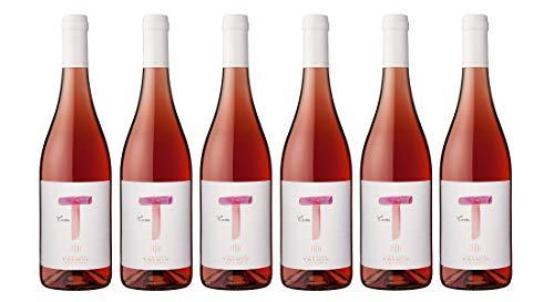 Confezione 6 bottiglie Vino Rosato Alto Adige Cuvée T Rosè | Cantina Tramin